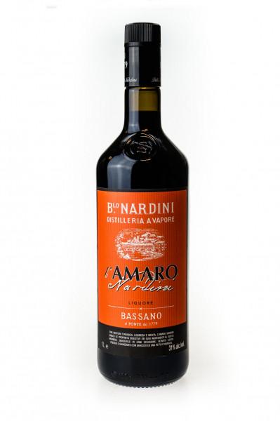 Nardini Amaro Kräuterlikör - 1 Liter 31% vol