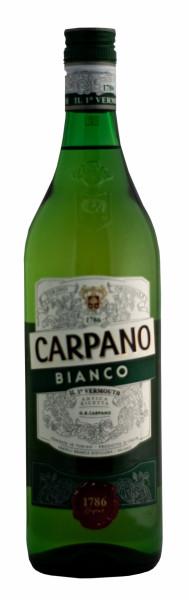 Carpano Bianco Vermouth - 1 Liter 14,9% vol