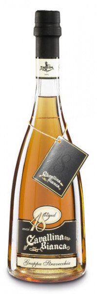 Cavallina Bianco Blend 18 Grappa Stravecchia - 0,7L 41,5% vol