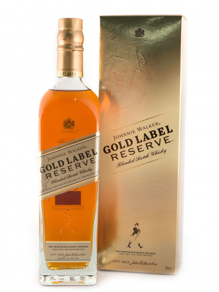 Johnnie Walker Gold Label Reserve, Scotch Whisky - 40% vol - (0,7L)