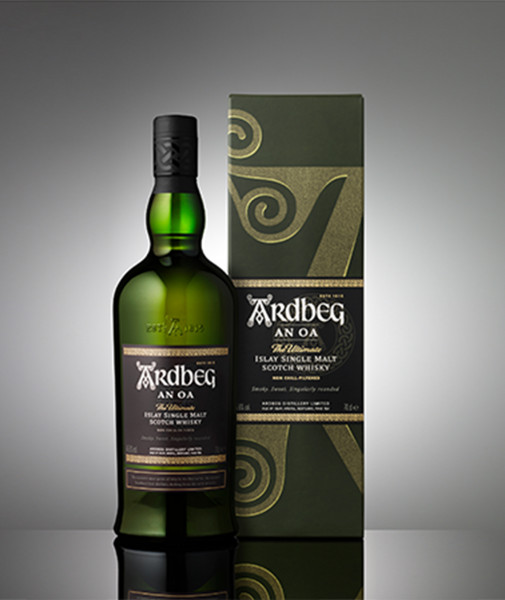 Ardbeg An Oa Islay Single Malt Scotch Whisky - 0,7L 46,6% vol