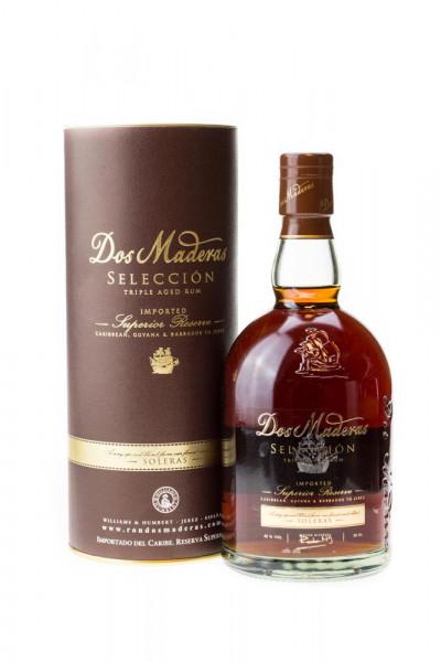 Dos Maderas Seleccion Superior Reserve Rum - 0,7L 42% vol