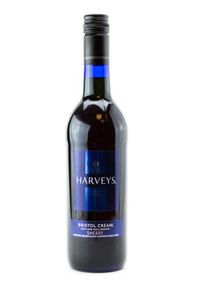 Harveys Bristol Cream Sherry - 0,75L 17,5% vol