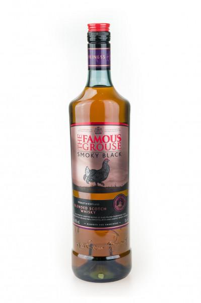 The Famous Grouse Smoky Black Scotch Whisky - 1 Liter 40% vol