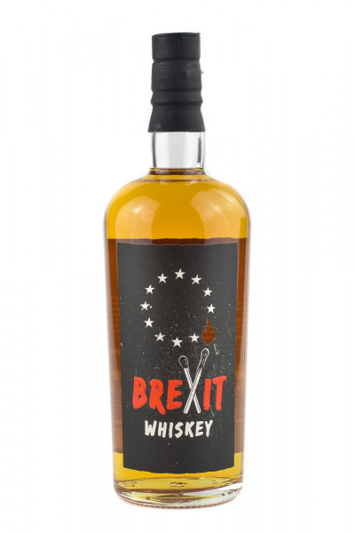 Brexit Whiskey - 0,7L 43,3% vol