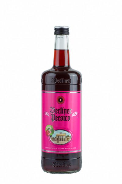 Berliner Persico Sauerkirschlikör - 1 Liter 16% vol