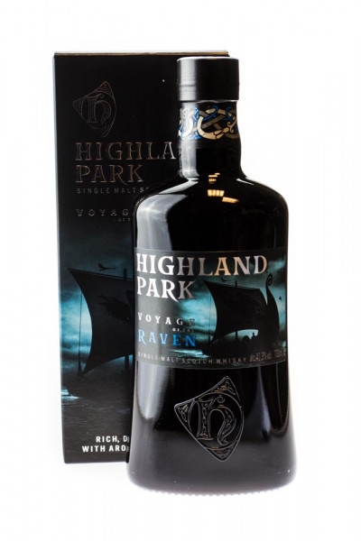 Highland Park Voyage of the Raven Single Malt Whisky - 0,7L 41,3% vol