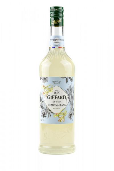 Giffard Lemongrass Sirup Citronelle - 1 Liter