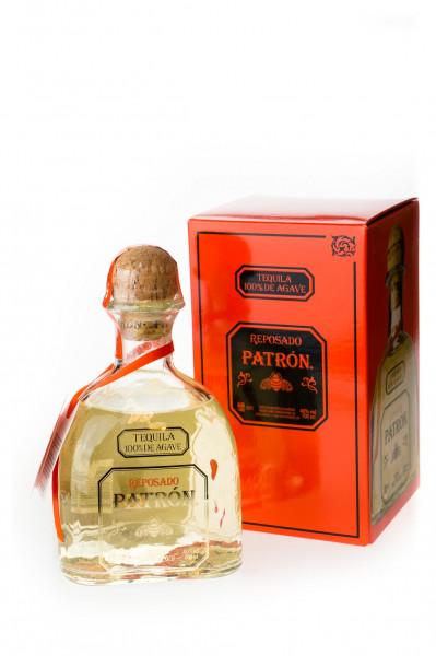 Patron Reposado Tequila - 0,7L 40% vol