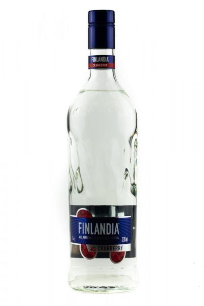 Finlandia Cranberry - 1 Liter 37,5% vol
