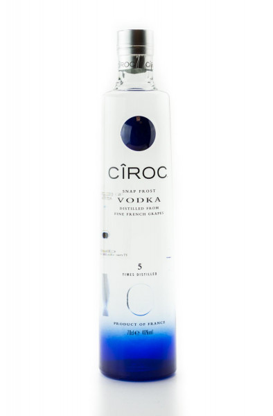 Ciroc Vodka - 0,7L 40% vol