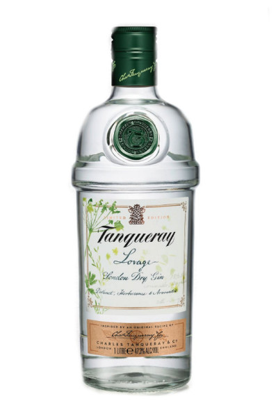 Tanqueray Lovage London Dry Gin - 1 Liter 47,3% vol