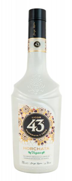 Licor 43 Horochata Veganer Vanillelikör - 0,7L 16% vol