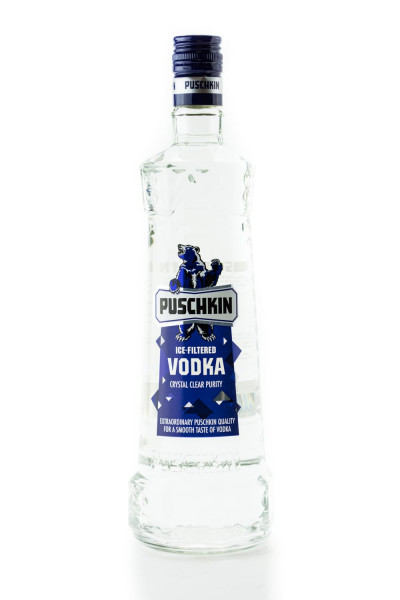 Puschkin Vodka - 1 Liter 37,5% vol