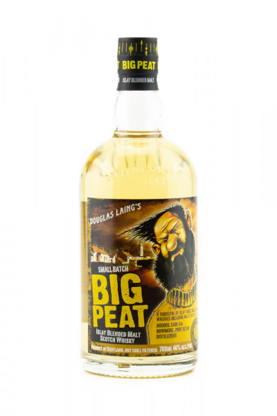 Big Peat Islay Blended Malt Scotch Whisky - 0,7L 46% vol