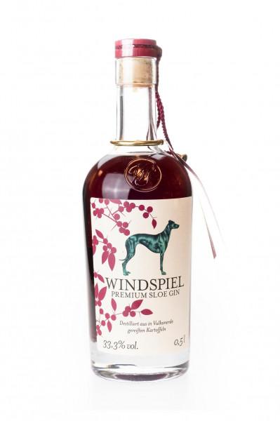 Windspiel Premium Sloe Gin - 0,5L 33,3% vol