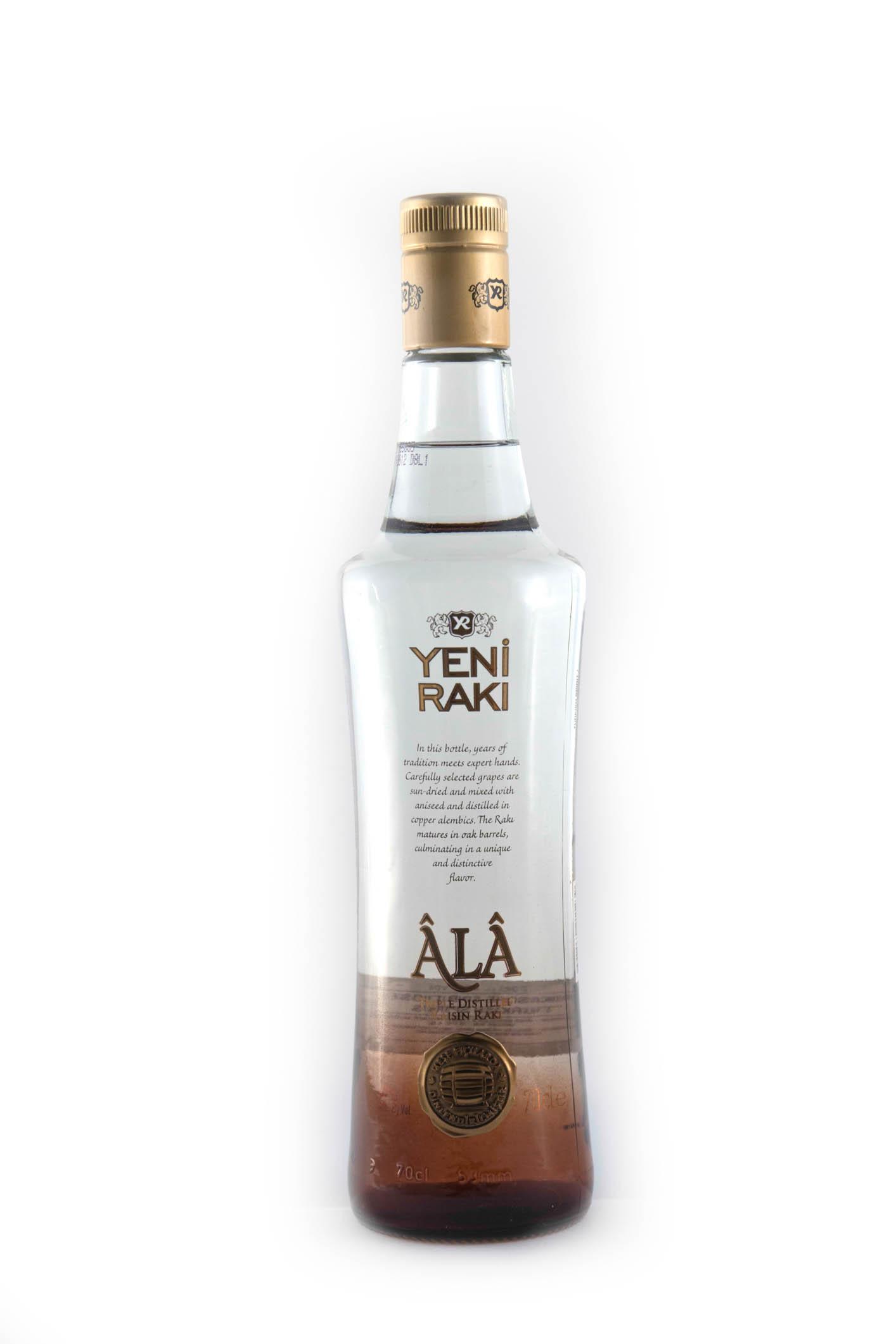 yeni raki how to drink