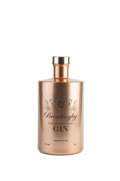 Brentingby London Dry Gin - 0,7L 45% vol