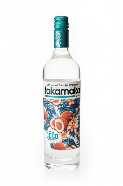 Takamaka Coco Rum-Likör - 0,7L 25% vol