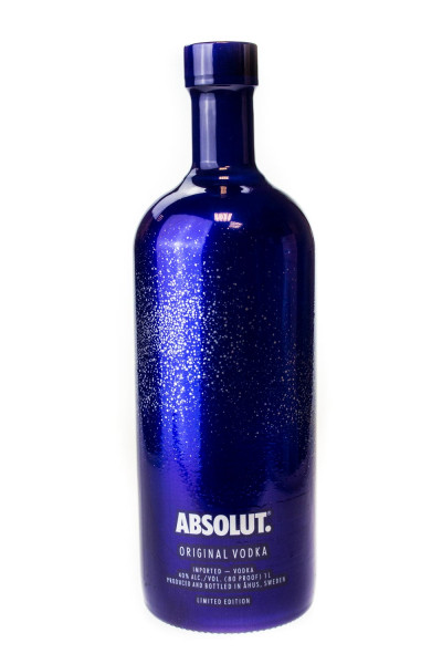 Absolut Uncover Limited Edition - 1 Liter 40% vol