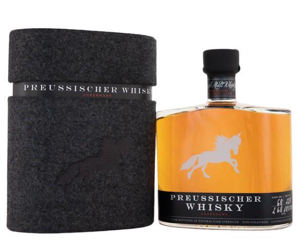 Preussischer Single Malt Whisky Sommerabfüllung 2020 - 0,5L 55,1% vol