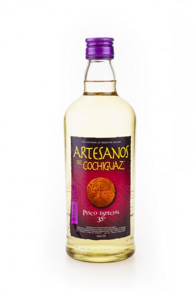 Artesanos del Cochiguaz Pisco Especial - 0,7L 35% vol