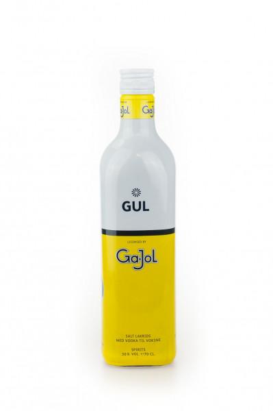 Gul Ga-Jol Salzlakritz - 0,7L 30% vol