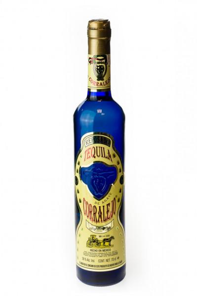 Corralejo Reposado Tequila - 0,7L 38% vol