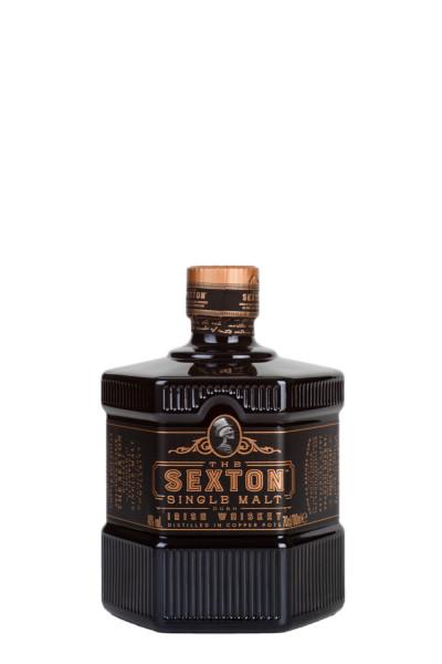 The Sexton Single Malt Irish Whiskey - 0,7L 40% vol