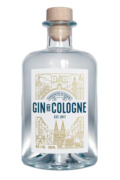 Gin de Cologne - 0,5L 42% vol