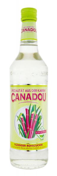 Canadou Flüssiger Rohrzucker Sirup - 0,7L