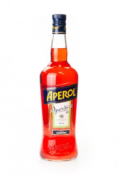 Aperol Aperitif Bitter - 1 Liter 15% vol