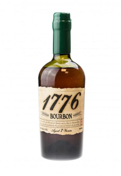 1776 7 Jahre Straight Bourbon Whiskey - 0,7L 46% vol