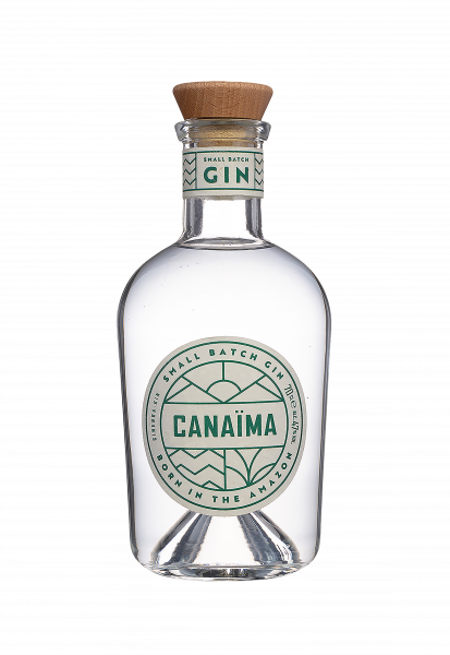 Canaima Small Batch Gin - 0,7L 47% vol