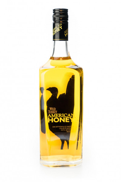 Wild Turkey American Honey Liqueur - 1 Liter 35,5% vol