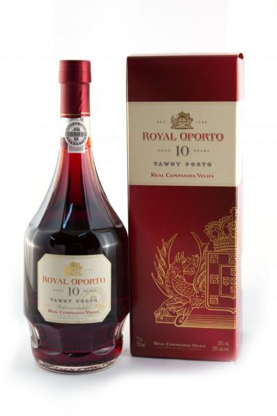 Royal Oporto 10 Years Old, Portwein - 20% vol - (0,75L)