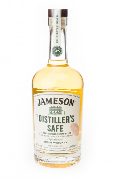 Jameson Distillers Safe Irish Whiskey - 0,7L 43% vol