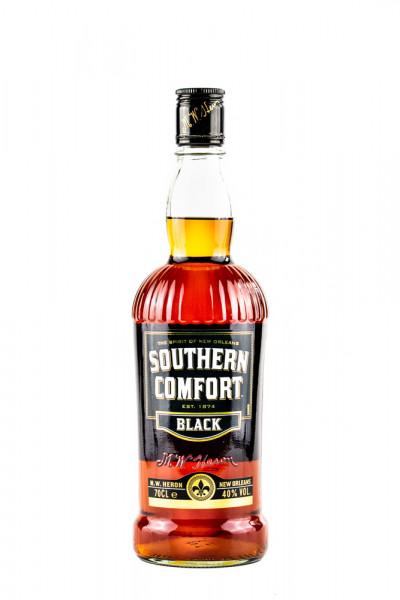 Southern Comfort Black Whiskeylikör - 0,7L 40% vol