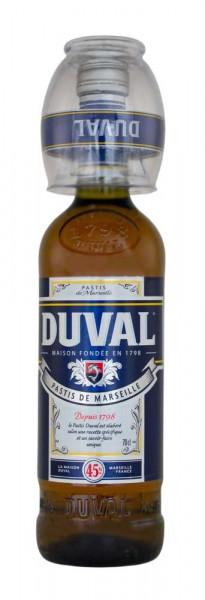 Duval Pastis de Marseille + Glas - 0,7L 45% vol