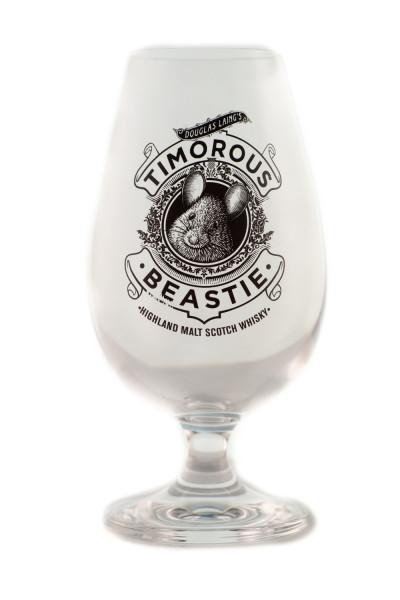 Timorous Beastie Nosing Glas