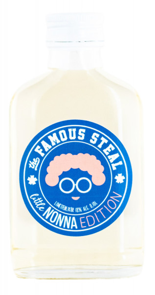 The Famous Steal Little Nonna Edition Flachmann - 0,1L 18% vol