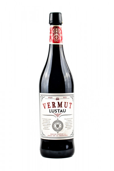 Lustau Vermut Red - 0,75L 15% vol