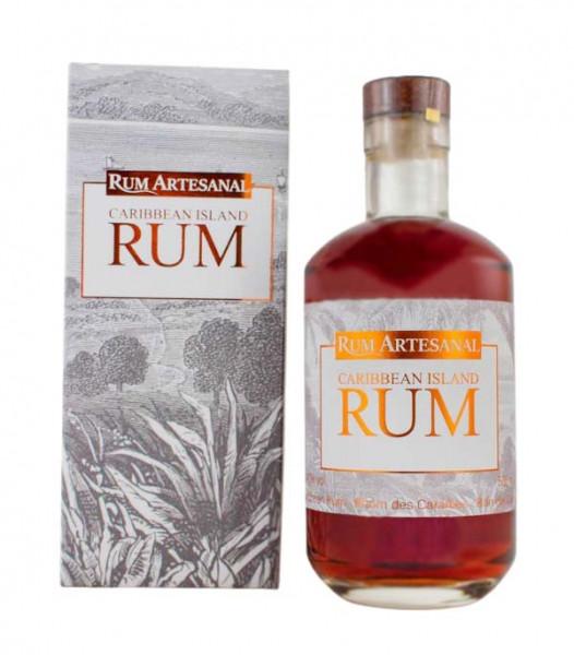 Rum Artesanal Caribbean Island - 0,5L 40% vol