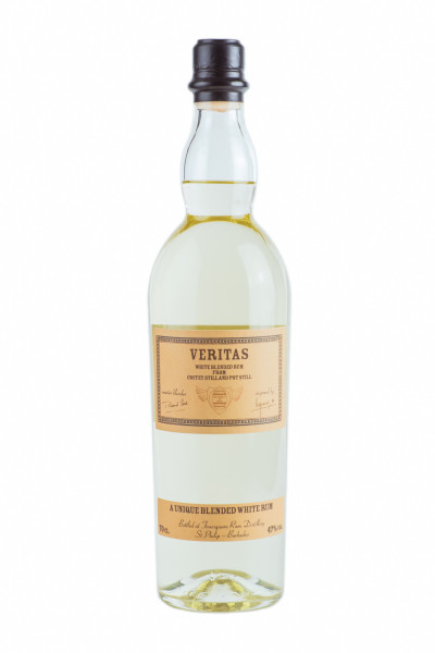 Veritas Foursquare & Hampden White Rum - 0,7L 47% vol