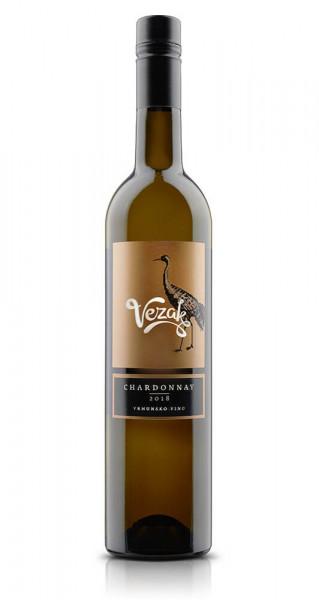 Vezak Chardonnay - 0,75L 13% vol