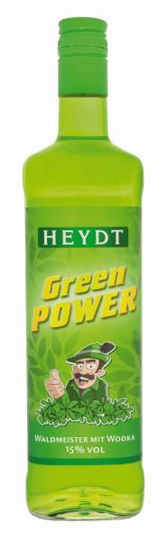 Heydt Green Power Waldmeisterlikör - 0,7L 15% vol