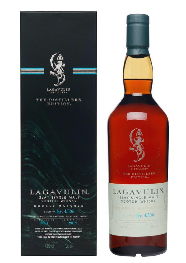 Lagavulin Distillers Edition 2001/2017