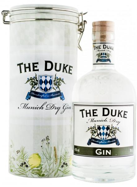 The Duke Munich Dry Gin in Metallbox - 0,7L 45% vol