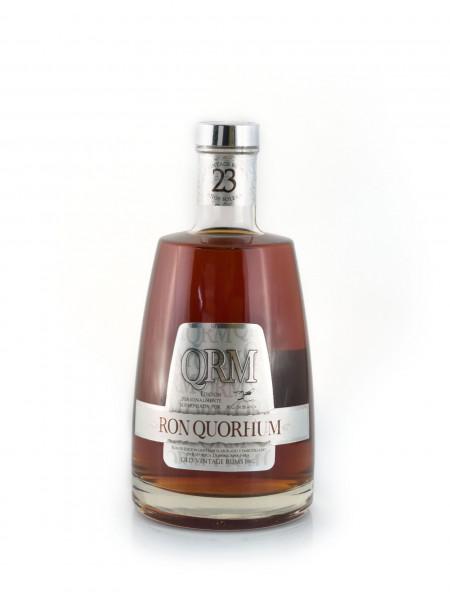 Ron Quorhum 23 Anos Solera Premium Rum - 40% vol - (0,7L)