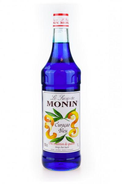 Monin Blue Curaçao Sirup - 1 Liter